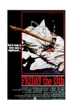 Friday the 13th, 1980 Giclee Print