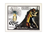 Chu-Chin-Chow, from Left, Herbert Langley, Betty Blythe, 1923 Giclee Print