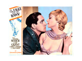 The Eagle and the Hawk, from Left: Fredric March, Carole Lombard, 1933 Giclee Print