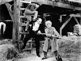 Monkey Business, Chico Marx, Constantine Romanoff, Harpo Marx, 1931 Photo