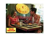 Taxi Driver, from Left, Jodie Foster, Robert De Niro, 1976 Giclee Print