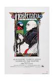 Nosferatu, the Vampire, from Left: Isabelle Adjani, Klaus Kinski, 1979 Giclee Print