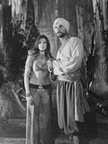The Golden Voyage of Sinbad, from Left: Caroline Munro, John Phillip Law, 1973 Photo