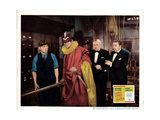 Charlie Chan at the Opera, Boris Karloff (Red), 1936 Giclee Print