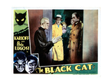 The Black Cat, 1934 Giclee Print