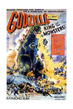 Godzilla, King of the Monsters!, 1956 Giclee Print