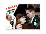 Jimmy the Gent, from Left, Bette Davis, James Cagney, 1934 Giclee Print