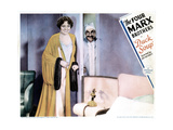Duck Soup, from Left: Margaret Dumont, Groucho Marx, 1933 Giclee Print