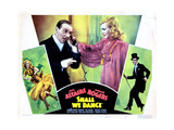 Shall We Dance, from Left, Inset, Fred Astaire, Ginger Rogers, 1937 Giclee Print