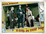 A Girl in Every Port, Robert Armstrong, Victor Mclaglen, Louise Brooks, 1928 Prints