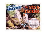 The Star Packer, John Wayne, 1934 Giclee Print