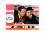 The Girl from 10th Avenue, from Left, Ian Hunter, Bette Davis, 1935 Giclee Print