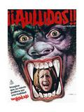 The Howling, (AKA Aullidos), 1981 Giclee Print