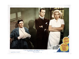 The Postman Always Rings Twice, John Garfield, Hume Cronyn, Lana Turner, 1946 Giclee Print