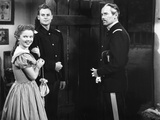 Fort Apache, from Left, Shirley Temple, John Agar, Henry Fonda, 1948 Photo