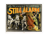 The Still Alarm, 1926 Giclee Print