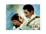 The Charge of the Light Brigade, from Left, Olivia De Havilland, Errol Flynn, 1936 Giclee Print