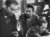 Rashomon, from Left: Minoru Chiaki, Kichijiro Ueda, Takeshi Shimura, 1950 Photo