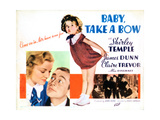 Baby Take a Bow, 1934 Giclee Print