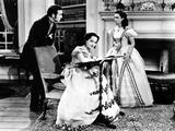 Wuthering Heights, David Niven, Merle Oberon, Geraldine Fitzgerald, 1939 Photo