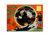 Slide, Kelly, Slide, from Left, Sally O'Neil, William Haines, 1927 Giclee Print