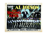 The Singing Fool, Al Jolson, 1928 Giclee Print