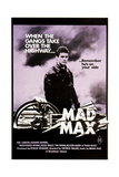 Mad Max, Mel Gibson on Australian Poster Art, 1979 Giclee Print