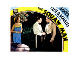The Squaw Man, from Left, Eleanor Boardman, Warner Baxter, Paul Cavanagh, 1931 Giclee Print