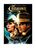 Chinatown, from Left: Faye Dunaway, Jack Nicholson, 1974 Giclee Print