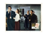 Gentleman's Agreement, from Left, Gregory Peck, Dorothy Mcguire, Celeste Holm, John Garfield, 1947 Giclee Print