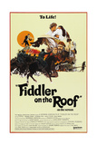 Fiddler on the Roof, 1971 Giclee Print