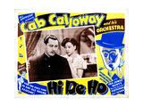 Hi De Ho, Cab Calloway, Jeni Le Gon, 1947 Giclee Print