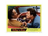 Killer's Kiss, from Left, Frank Silvera, Jamie Smith, 1955 Giclee Print