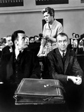 Anatomy of a Murder, George C. Scott, Eve Arden, James Stewart, 1959 Photo