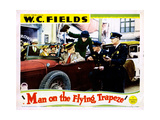 Man on the Flying Trapeze, W.C. Fields, 1935 Giclee Print