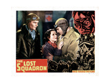 The Lost Squadron, from Left, Joel Mccrea, Mary Astor, Richard Dix, 1932 Giclee Print