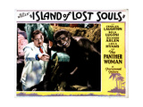 Island of Lost Souls, Charles Laughton, (Left), 1932 Giclee Print