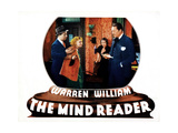 The Mind Reader, from Left, Allen Jenkins, Mayo Methot, Constance Cummings, Warren William, 1933 Giclee Print