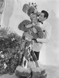 Week-End in Havana, Carmen Miranda, Cesar Romero, 1941 Photo