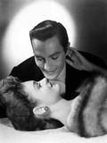 The Picture of Dorian Gray, Donna Reed (Front), Hurd Hatfield, 1945 Photo