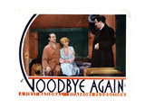 Goodbye Again, Warren William, Joan Blondell, 1933 Giclee Print