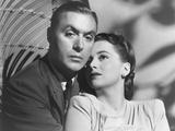Hold Back the Dawn, from Left: Charles Boyer, Olivia De Havilland, 1941 Photo