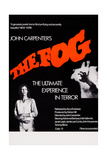 The Fog, Jamie Lee Curtis, 1980 Giclee Print