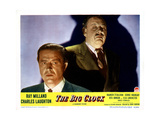 The Big Clock, from Left: Ray Milland, Charles Laughton, 1948 Giclee Print