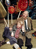 Willy Wonka and the Chocolate Factory, Peter Ostrum, Jack Albertson, 1971 Photo