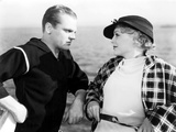Here Comes the Navy, from Left: James Cagney, Gloria Stuart, 1934 Photo