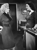 Gentlemen Prefer Blondes, Marilyn Monroe, Jane Russell, 1953 Fotografía