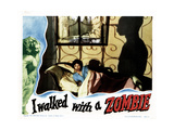 I Walked with a Zombie, Frances Dee, 1943 Giclee Print