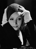 Inspiration, Greta Garbo, Portrait by Clarence Sinclair Bull, 1931 Photo