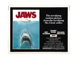 Jaws, 1975. Giclee Print